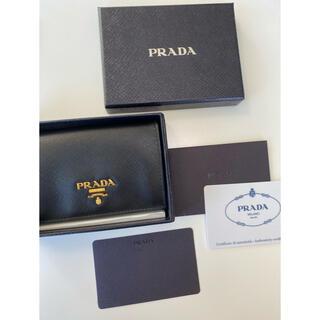 PRADA - 未使用 プラダ カードケース