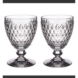 ビレロイアンドボッホ(ビレロイ&ボッホ)の【ギフトボックス入り】ボストン ペアワイングラス(グラス/カップ)
