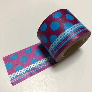 マークス(MARK'S Inc.)の新品・未使用 マークス 廃盤 マスキングテープ ☆ ドットリボン(テープ/マスキングテープ)