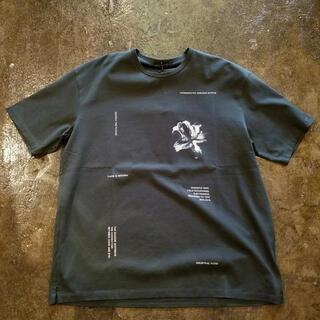 LAD MUSICIAN - LAD MUSICIAN 2018SS 花柄 BIG T shirt