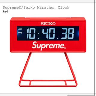 Supreme - Supreme®/Seiko Marathon Clock