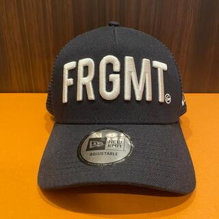 NEW ERA - FRAGMENT x NEW ERA 9FORTY A-frame トラッカー