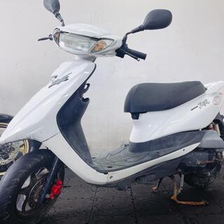 ヤマハ(ヤマハ)のYAMAHA JOG ZR SA39J エンジン始動確認済 激安訳あり原付バイク(車体)