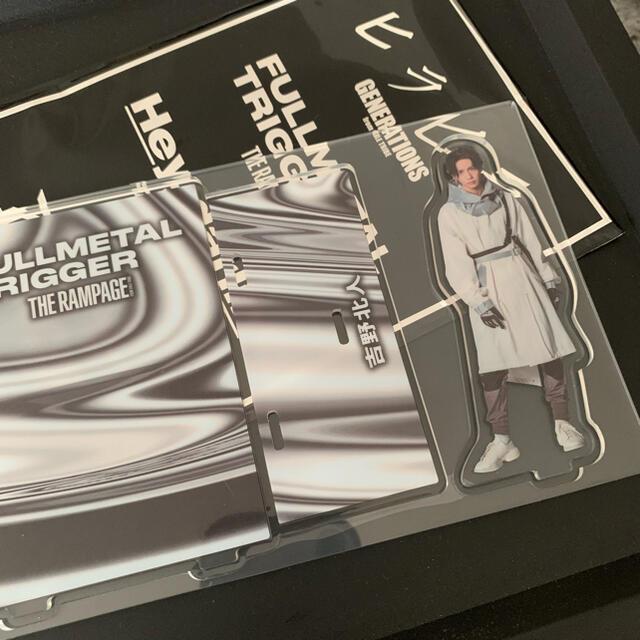 THE RAMPAGE(ザランページ)の吉野北人 アクスタ エンタメ/ホビーのタレントグッズ(ミュージシャン)の商品写真