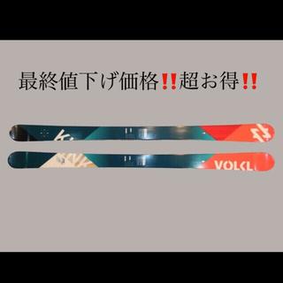 Volkl - VOLKL・FreeSki Freestyle KINK ビンディング付き