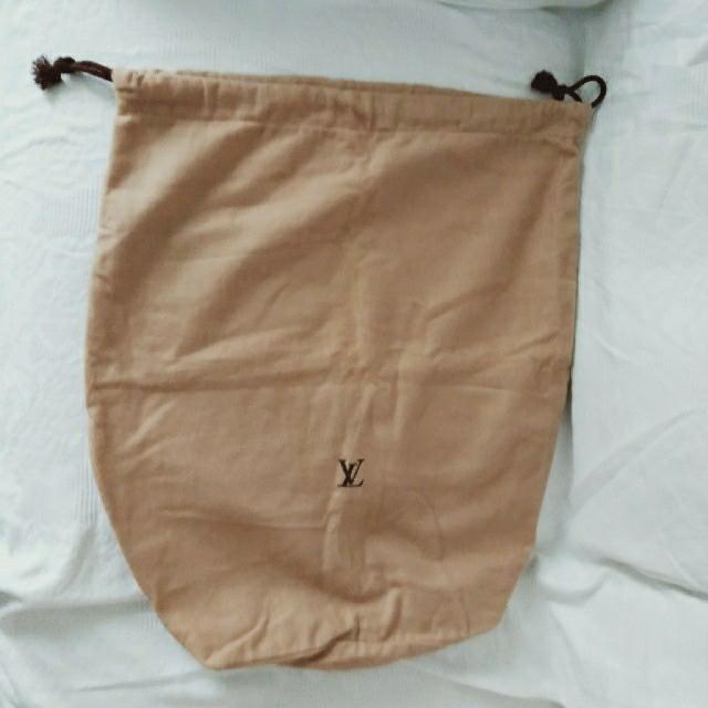 LOUIS VUITTON(ルイヴィトン)のルイ・ヴィトン 保存袋 レディースのバッグ(ショップ袋)の商品写真