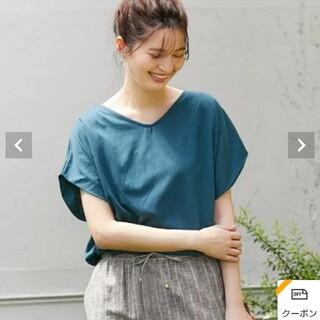 エニィファム(anyFAM)のanyFAM  UVケア・接触冷感 Tブラウス Tシャツ(Tシャツ(半袖/袖なし))