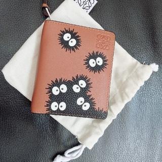 LOEWE - ロエベ まっくろくろすけ財布