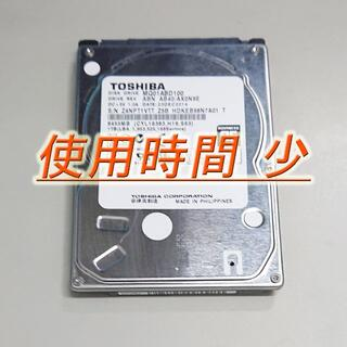 東芝 - HDD 2.5インチ 1TB TOSHIBA SATA 9.5mm厚 v99