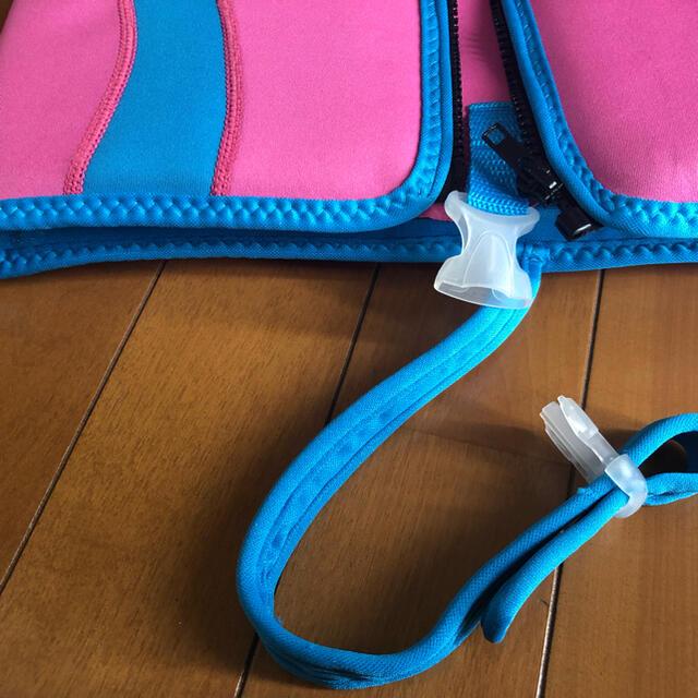 ライフジャケット(女の子) スポーツ/アウトドアのフィッシング(その他)の商品写真
