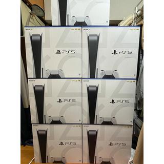 PlayStation - PlayStation5 ディスクエディション新品未開封レシート付き