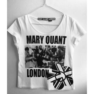 MARY QUANT - マリークアント  プリントTシャツ