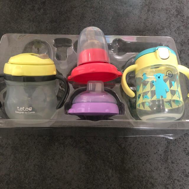 combi(コンビ)のテテオ マグセット キッズ/ベビー/マタニティの授乳/お食事用品(マグカップ)の商品写真