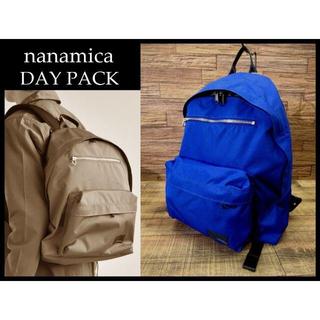ナナミカ(nanamica)の新品定価29,700円 ナナミカ 20SS デイパック リュック SUOS015(バッグパック/リュック)