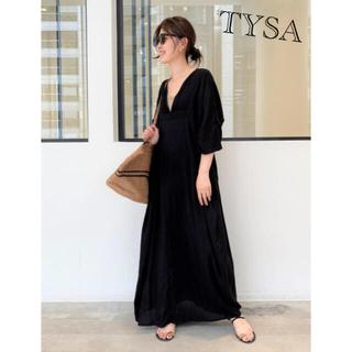 L'Appartement DEUXIEME CLASSE - L'Appartement TYSA/タイサ V/N Maxi Dress