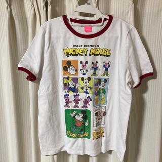 ZARA - ZARA×Mickey mouse Tシャツ