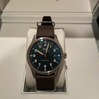 インターナショナルウォッチカンパニー(IWC)のIWCマーク18 トリビュート・トゥ・マーク11 美品(腕時計(アナログ))