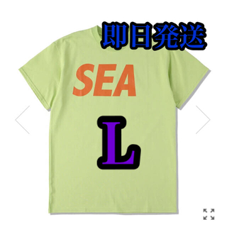 21SS WIND AND SEA S/S T-SHIRT