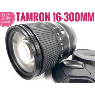 タムロン(TAMRON)の✨美品✨TAMRON 16-300mm f/3.5-6.3 PZD CANON(レンズ(ズーム))