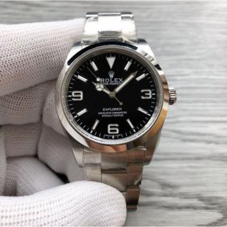 ROLEX - 即購入大歓迎☆最高ランク☆ロレックス☆m124270☆自動卷☆腕時計