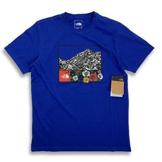 ザノースフェイス(THE NORTH FACE)のノースフェイス『新品正規品タグ付き』海外限定Him source Tシャツ(Tシャツ/カットソー(半袖/袖なし))