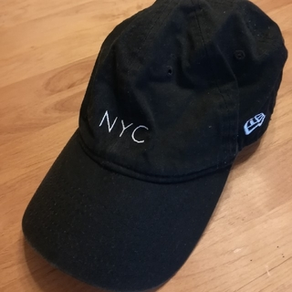 NEW ERA - 【NEW ERA】レディースブラック帽子