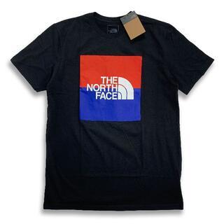 ザノースフェイス(THE NORTH FACE)のノースフェイス『新品正規品タグ付き』海外限定USA BoxTシャツ(Tシャツ/カットソー(半袖/袖なし))