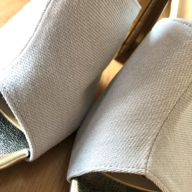 DURAS(デュラス)の【美品】DURAS デュラス ミュール サンダル 日本製 タイムセール レディースの靴/シューズ(ミュール)の商品写真