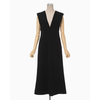 mame - mame kurogouchi V Neck Sleeveless Dress