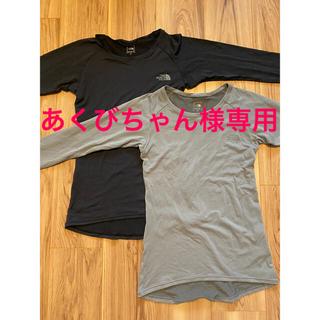 ザノースフェイス(THE NORTH FACE)のノースフェイス ロンT(Tシャツ/カットソー(七分/長袖))