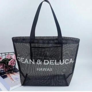 ■新品■DEAN&DELUCAハワイ限定並行輸入品 トートバッグ ブラック