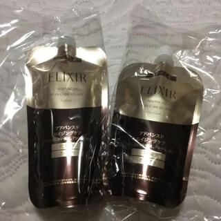 ELIXIR - エリクシール アドバンスド 化粧水 乳液  詰め替え2点セット