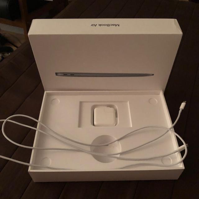 Apple(アップル)のMacBook Air2019 スマホ/家電/カメラのPC/タブレット(ノートPC)の商品写真