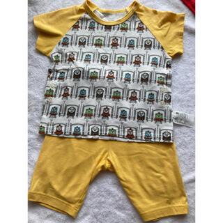ユニクロ(UNIQLO)のUNIQLO 半袖パジャマ 90 トーマス(パジャマ)