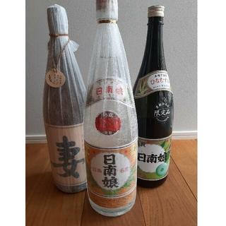 超レア芋焼酎、日南娘紅はるか、黒麹、妻1800ml(焼酎)