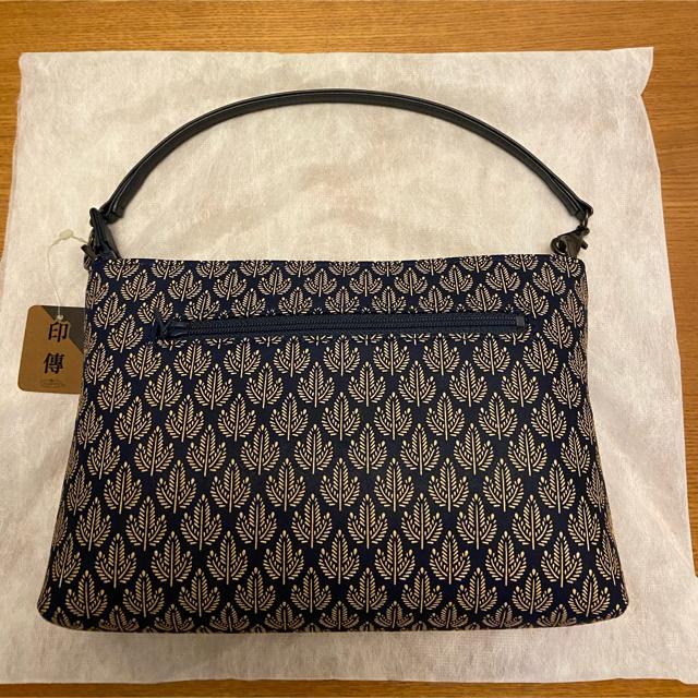 印傳屋(インデンヤ)の印傳屋 手提げカバン レディースのバッグ(ハンドバッグ)の商品写真