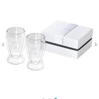 プルミエール(PREMIERE)の新品 プルミエールアオヤマ ペアグラス 耐熱グラス(グラス/カップ)