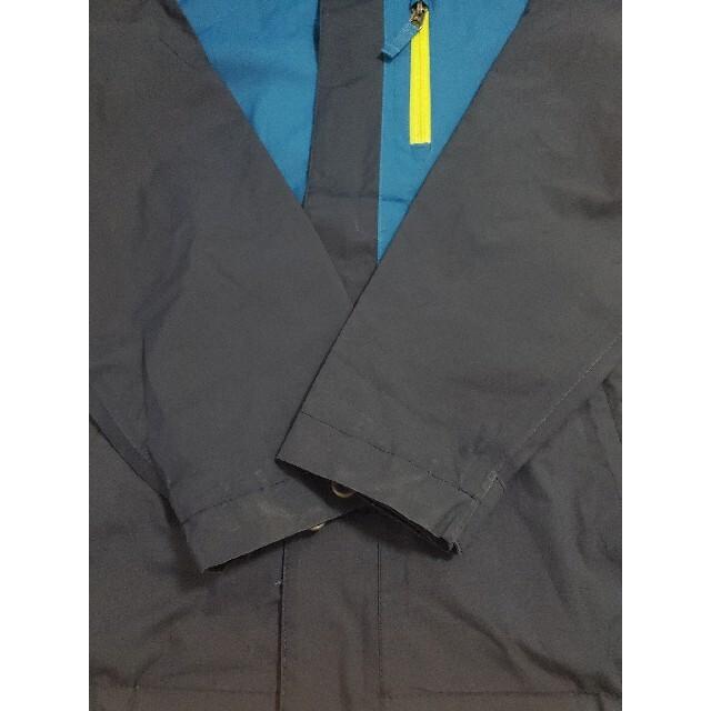 THE NORTH FACE(ザノースフェイス)のマウンテン 140 ネイビー ブルー キッズ/ベビー/マタニティのキッズ服男の子用(90cm~)(ジャケット/上着)の商品写真