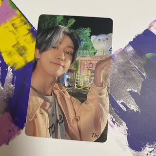 SEVENTEEN - seventeen your choice トレカ HMV ミンハオ