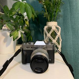 富士フイルム - FUJI FILM X−T30 X-T30 SILVER + 35mm/F2