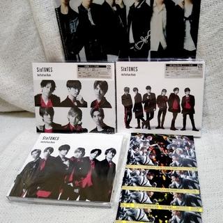 ジャニーズ(Johnny's)のSixTONES Imitation Rain/D.D. CD(ポップス/ロック(邦楽))