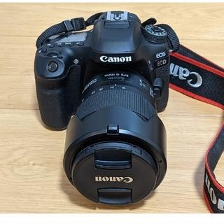 Canon - キヤノン EOS80D レンズキット EF-S18-135mmその他おまけ