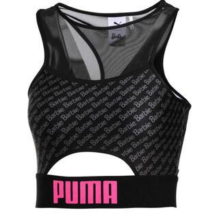 PUMA - PUMA×barbie ブラトップ ジム ヨガ トレーニング