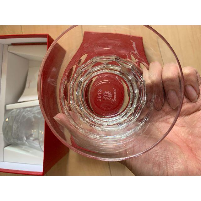 Baccarat(バカラ)の【美品】バカラ ロックグラス 2個セット インテリア/住まい/日用品のキッチン/食器(食器)の商品写真