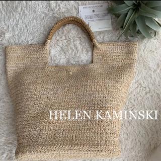 【別注】HELEN KAMINSKI×TOMORROWLAND バッグ