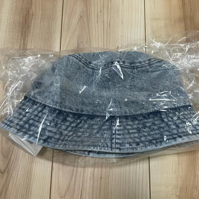 rily ロゴ デニムバケットハット 今市隆二 メンズの帽子(ハット)の商品写真