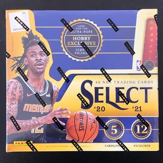 2020-21 panini Select NBA HOBBY BOX(Box/デッキ/パック)