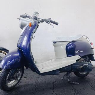 ヤマハ(ヤマハ)のYAMAHA ビーノ SA10J 訳あり実動激安原付バイク 部品取りジャンク品(車体)