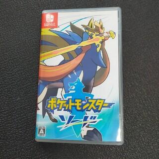 Nintendo Switch - ポケットモンスターソード