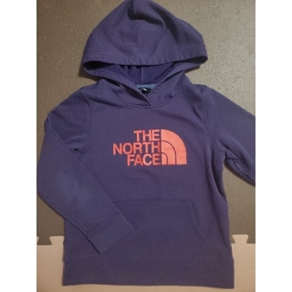 ザノースフェイス(THE NORTH FACE)のフーディ 120 ユニセックス(Tシャツ/カットソー)